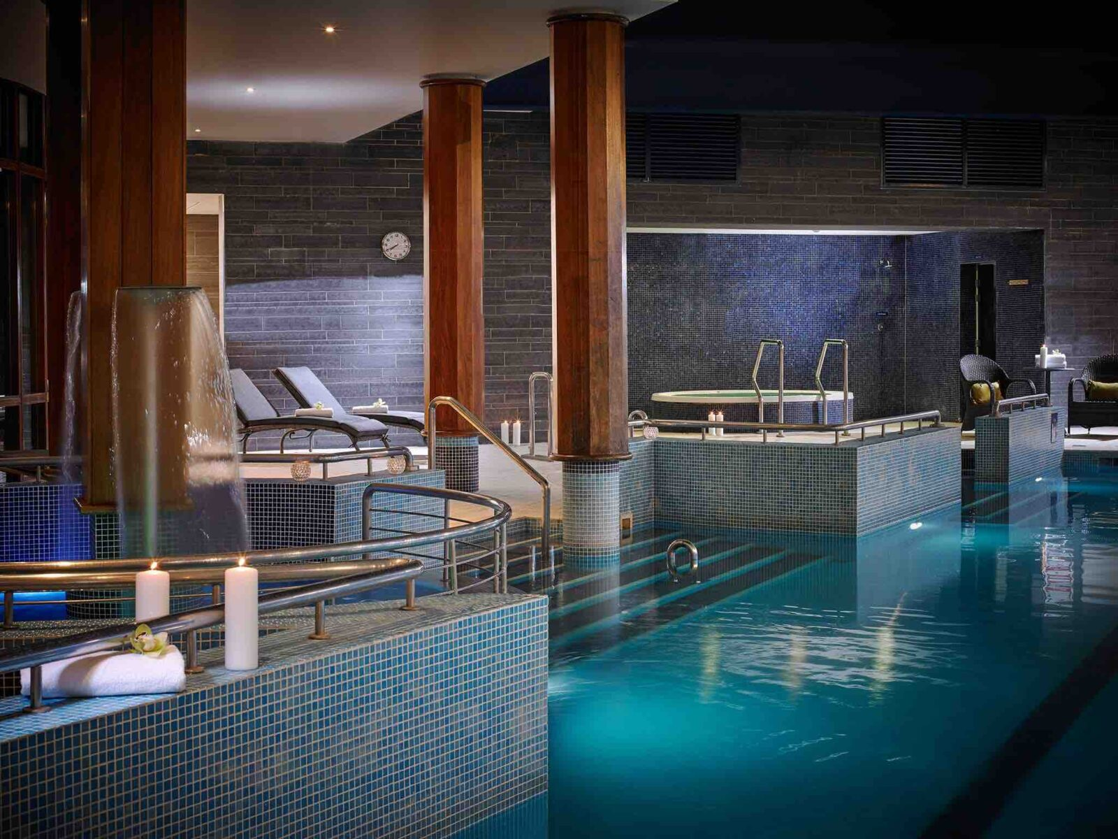 MFI-Castleknock Hotel spa rea swimming pools and hot tubs of luxury dubin hotel spas