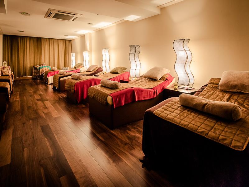 Rochestown Lodge Hotel Replenish Spa at Rochestown Lodge Hotel Leisure Club modern group treatment room of luxury dublin hotel spas